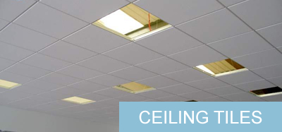Replacing ceiling tiles